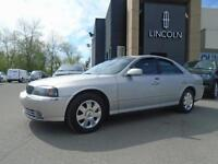 2005 LINCOLN LS Luxury Pkg