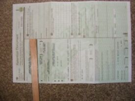 AS07 SAR registration number retention document