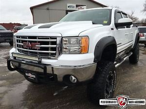 2009 GMC Sierra 1500 SLE 7.5 inch R/C LIFT WHEEL/TIRE PACKAGE!!