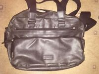Genuine Dockers Bag Messenger Style Laptop Unique Rare £99 RRP