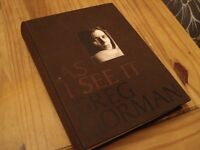 As I See It Book by Greg Gorman
