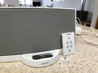Bose SoundDock Series II 30-Pin IPod/IPhone Speaker Dock (White)