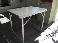 £15 Camping Table (never used)