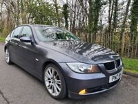 MAY 2007 BMW 320D SE 6-SPEED SAME LOCAL OWNER FROM 2013 WELL SERVICED AND MAINTAINED