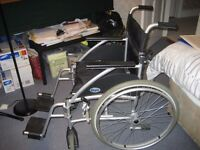 Self Propelled Wheelchair