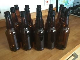 PET Beer Bottles for Home Brew