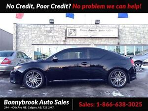 2011 Scion tC Base p/sunroof bluetooth only 22535 kms on it