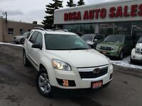 2009 Saturn Outlook AUTO 8 PASSENGER SUV PW PL PM CRUISE ALLOY D