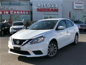 2017 Nissan Sentra 1.8 SV SUNROOF| ALLOYS| HEATED SEATS| REARVIE