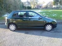 Skoda Fabia 1.4 Classic, Full service history, 1 Former keeper, Excellent condition throughout