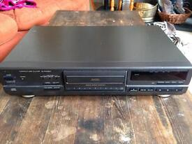 Technics SL-PG580A CD player