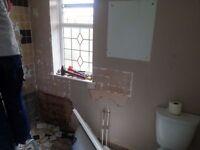 Home renovation painting decorating tiling flooring etc