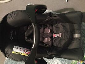 New used once from hospital as have in car seats