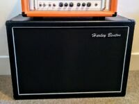 Fantastic 2x12 guitar cab loaded with Celestion vintage 30s - Grab a bargain