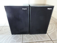 ROGERS Monitors LS 2/a High end Hi fi speakers Perfect working Order