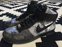 Nike Air Force 1 Collectors Rare Hi-Top Trainers Size 5