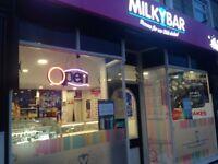 milkshakes desserts fast food business for sale excellent location
