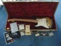 Left Handed Fender Custom Shop Stratocaster '56