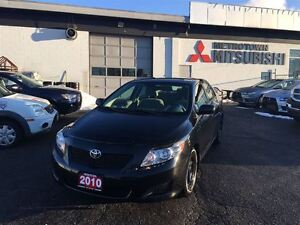2010 Toyota Corolla CE; NO ACCIDENTS OR CLAIMS!