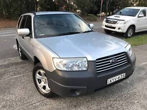2006 Subaru Forester Auto LOW KS LOGBOOKS MAGS POWER OPTIONS A1 Sutherland Sutherland Area Preview