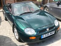MGF SOFT TOP PRIVATE PLATE