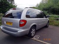 For Sale Chrysler Grand Voyager 2.8 CRD Executive