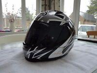 Arai Viper GT Motorcycle Helmet - Size Medium (57-58cm)