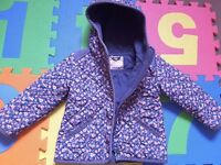 Girls jacket 1,5-2 and 3-4 years