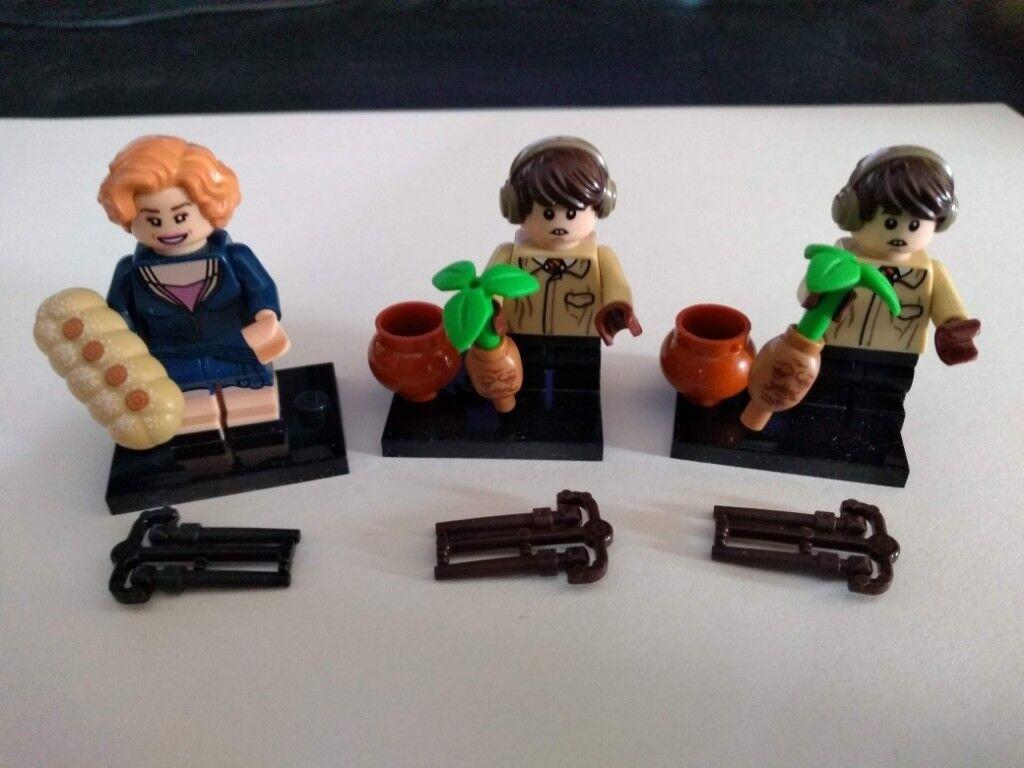 Lego Harry Potterfantastic Beasts Minifigures In Kintore Aberdeenshire Gumtree