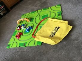 Mickey Mouse race track