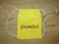 BROWNIE BAG - IMMACULATE CONDITION
