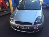 ford fiesta for sale as seen
