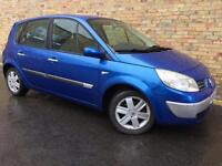 AUTOMATIC - 2006 RENAULT SCENIC - ONLY 39,000 MILES - LIKE NEW - LOTS OF SERVICE HISTORY