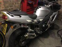 Zx6r 600 f3 motorbike