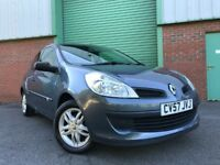 2007 (57) Renault Clio 1.2 16v ( 75bhp ) Extreme 75,000 MILES 2 OWNERS FROM NEW EXCELLENT CONDITION