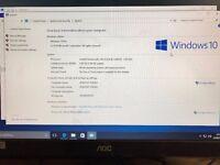 Computers with Aoc Monitors BRAND NEW. Read description