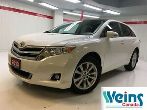 2013 Toyota Venza Leather , Roof , AWD