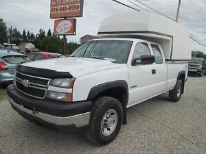 2006 Chevrolet Silverado 3500 3500 HD 4X4 6.0