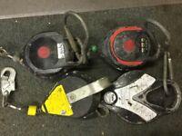 Fall Arrest - Fall Arrester Kit Job Lot 4 Pieces