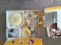 Medela Swing Electric Beast Pump with 2 Calma teats & extras