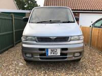 Mazda bongo diesel automatic factory fitted campervan