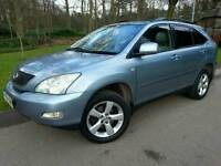 LEXUS RX300 SE 3.0 V6 2004 54'REG*NEW SHAPE*FSH*MINT CONDITION*#4X4#JEEP#X5#X3