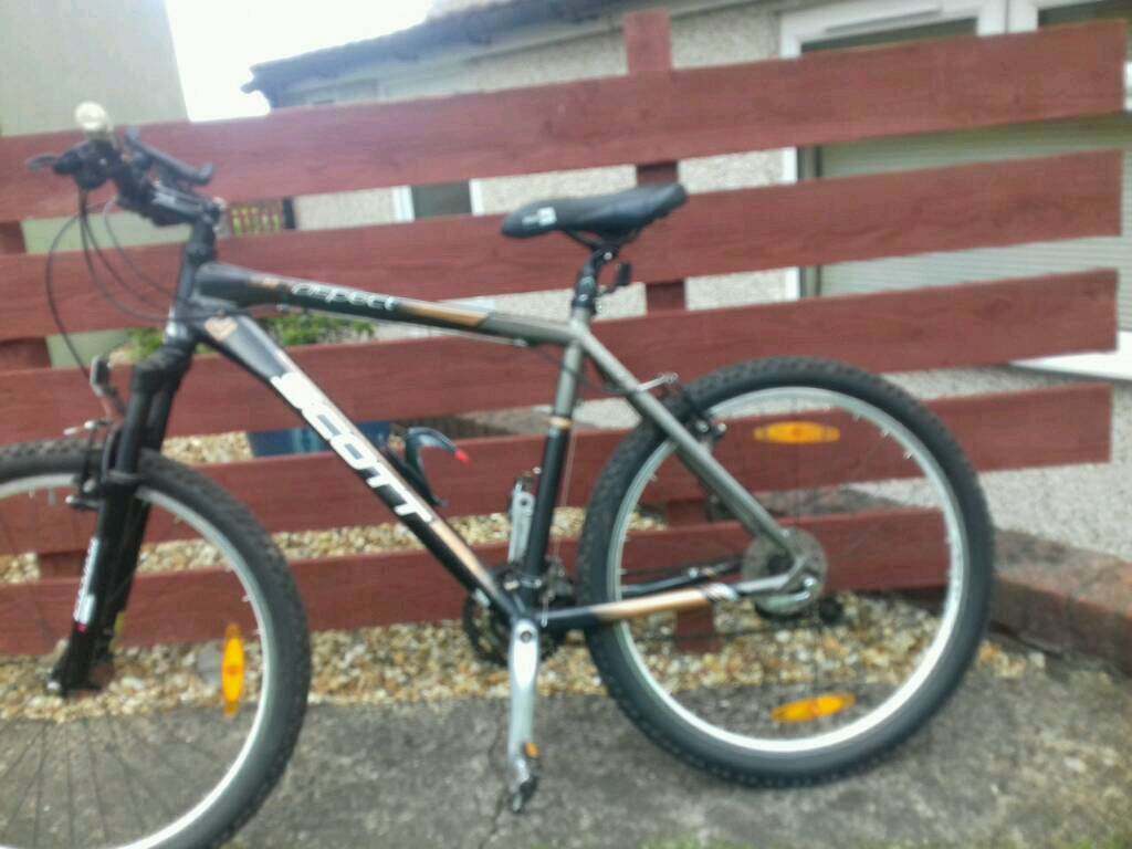 Scott aspect 30 mtb bike