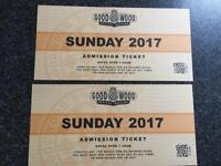 Goodwood Revival Tickets - Sunday 10th September x 2