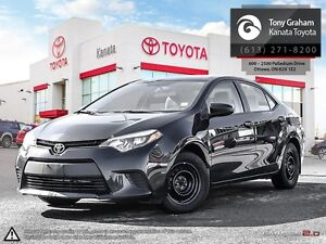 2014 Toyota Corolla LE $500 EXTRA towards Trade-In or ECP or...