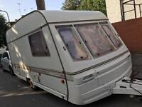 Swift challenger 4 berth and awning