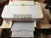Epson WF-3010 Colour Inkjet Printer A4 - needs some work - with new cartridges