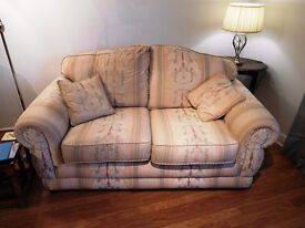 Two matching Sofas - Settees in good condition