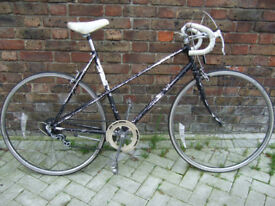 Vintage Raleigh Mixte - large frame - ride away