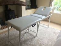 Massage table good as new!